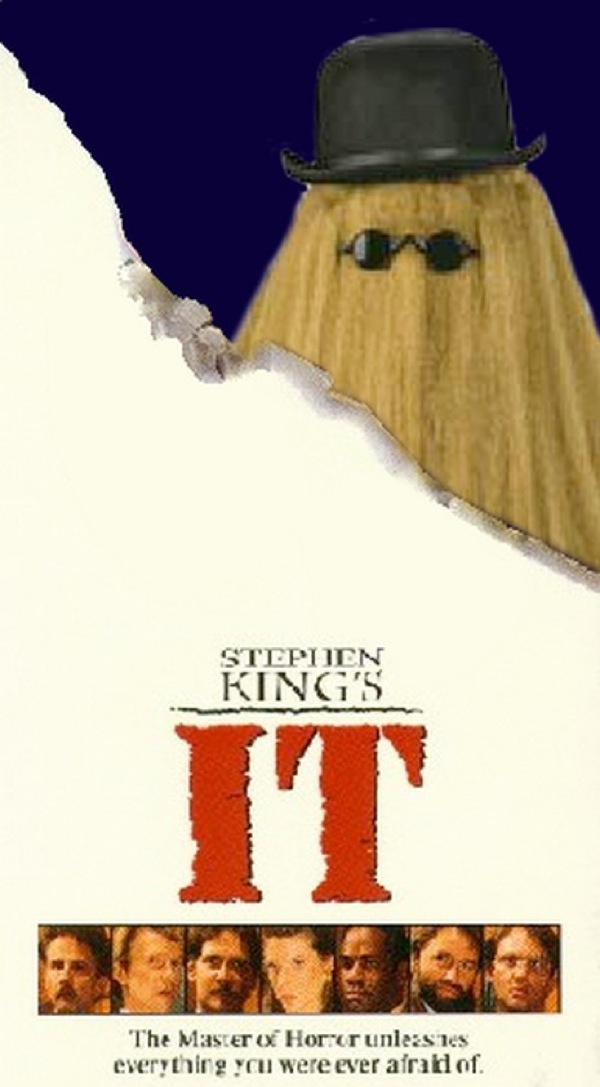 Addams Family / Stephen King's IT Swap