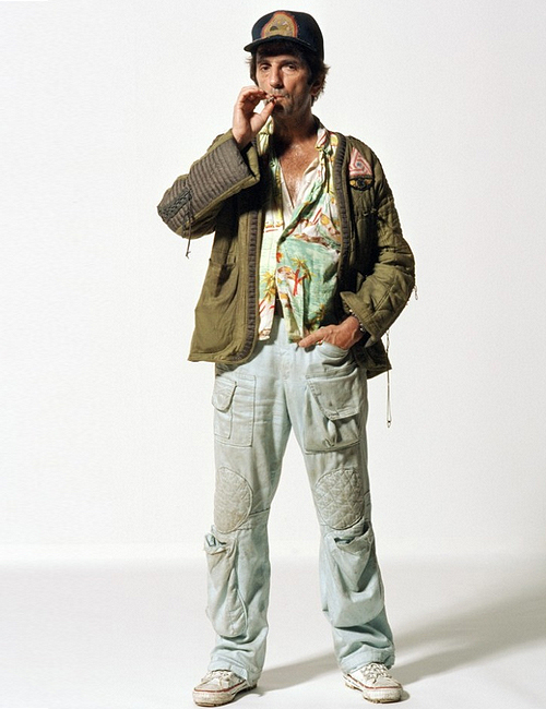 Alien - Harry Dean Stanton as Brett