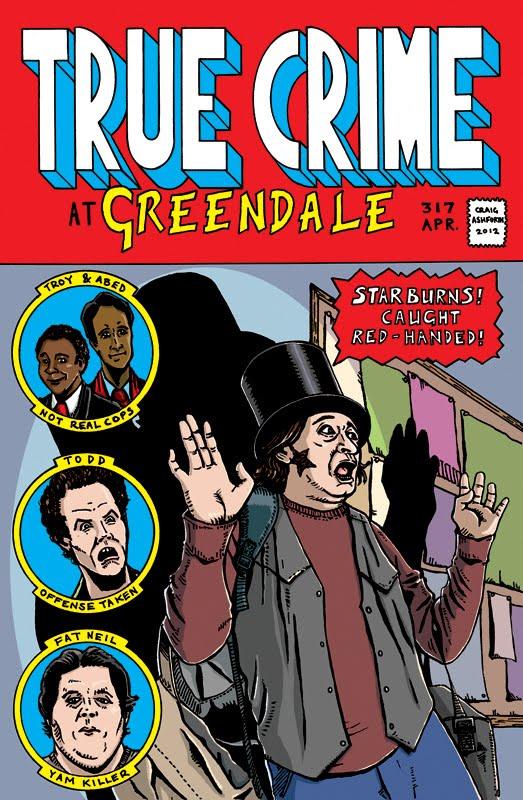 True Crime at Greendale