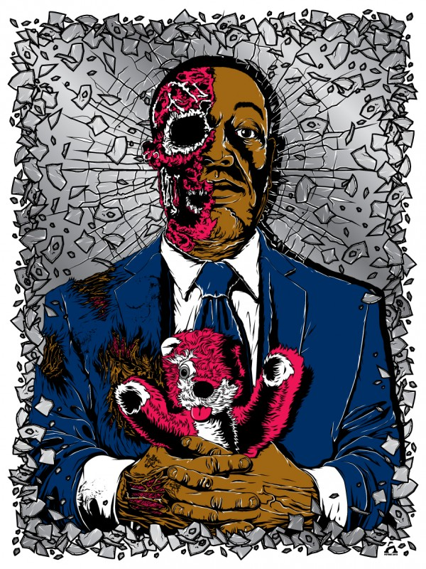 Gustavo Fring from Breaking Bad
