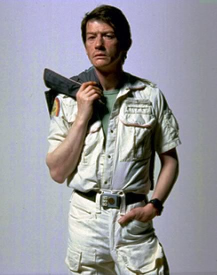 Alien - John Hurt as Kane