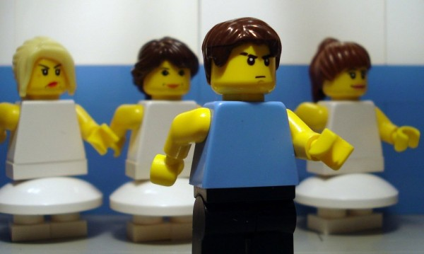 LEGO Billy Elliot