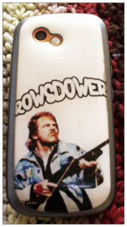 Mystery Science Theater 3000 Zap Rowsdower Cell Phone - MST3K