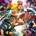 Marvel vs Capcom by *GENZOMAN