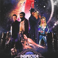 Community Poster: Inspector Spacetime: Quest for the Lost Timeline