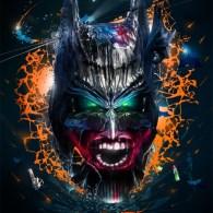 Wayne's Demon: The Dark night of the Dark Knight by Adam Spizak [Batman]