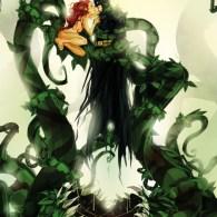 Poison Ivy & Batman: One Last Kiss by ChasingArtwork