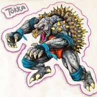 Tokka by Warner Emir Cortez [TMNT]