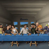 LOST Supper by Ryan Nore