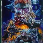 Metal Gear Solid 2 Artwork by Noriyoshi Ohrai - Video Games, Illustration