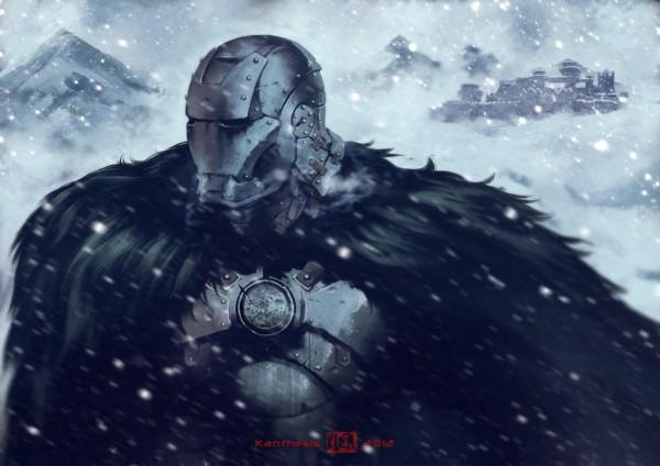 Game of Thrones x Iron Man Mashup: Lord Stark - Fanart, Comics, TV