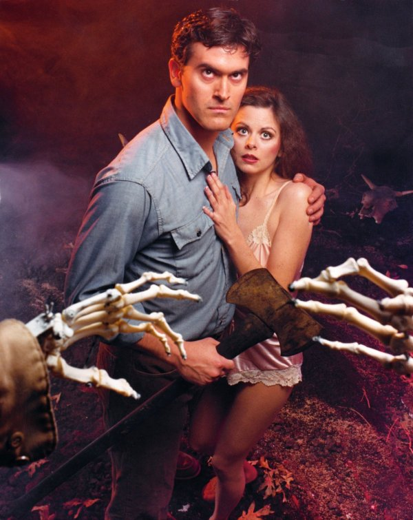 Evil Dead Promotional Photo: Bruce Campbell