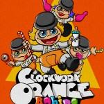Stanely Kubrick's A Clockwork Orange meets Jim Henson's Muppet Babies