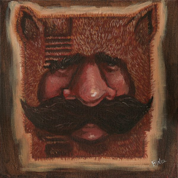 Super Mario Bros Cartridge Painting by Blake Wheeler - Tanooki Suit, Nintendo, Gaming, Art