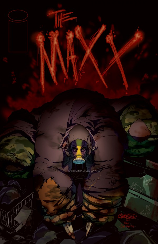 The Maxx Re-Imagined by theCHAMBA