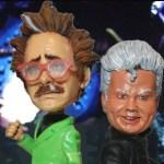 TVs Frank & Clayton Forrester in Deep 13 - MST3K Bobble Head