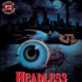 The Headless Eyes (1971) VHS Box Art - Early Proto-Slasher/Gore Horror Film by Jason Bateman's Father