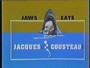 Jaws Eats Jackques Cousteau