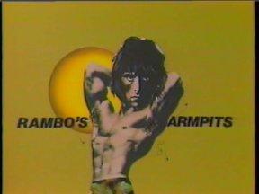 Rambos Armpits