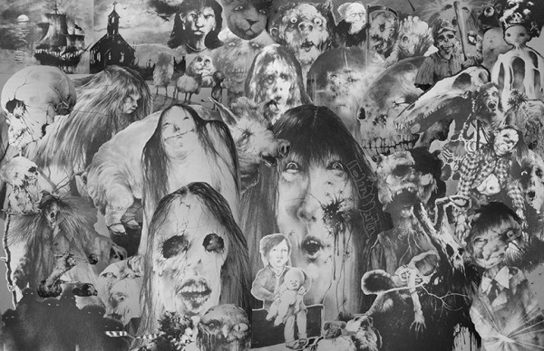 Stories to Tell in the Dark Complete Audiobook Series - Art by Stephen Gammell