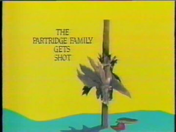 The Partridge Family Gets Shot