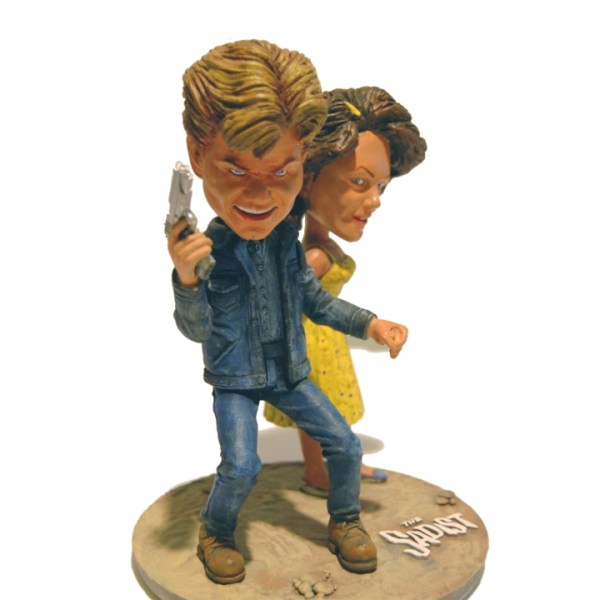 Arch Hall Jr and Marilyn Manning in The Sadist - MST3K Bobble Head
