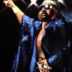 Ooooh Yeah - Macho Man Randy Savage Velvet Painting by Cory Allemeier