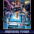 Rad Poster for Rewind This! VHS Documentary