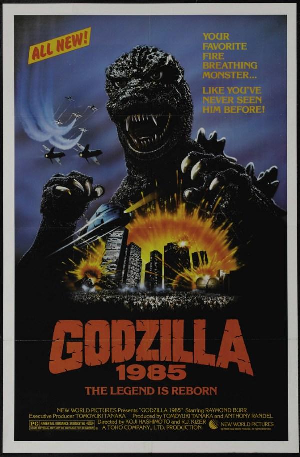 Godzilla 1985 (Toho, 1985)