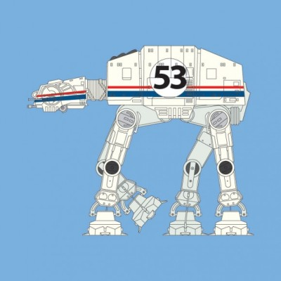 Herbie the Love Bug AT-AT