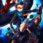 Cammy vs Akuma by Bram Lee - Street Fighter, Gaming, Capcom, Video Games