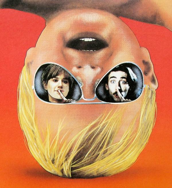 Raising Arizona UK Movie Poster 1987 Close Up