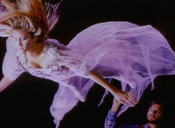Ghostbusters Behind the Scenes: Kym Herrin as the dream ghost