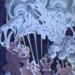Ghostbusters: Gozer Concept Art by Robert Kline