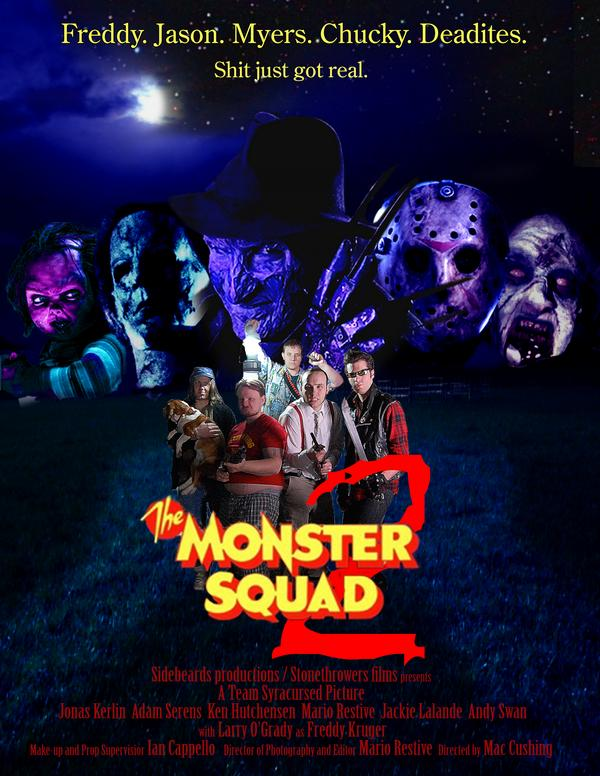 The Monster Squad 2 Fan Film