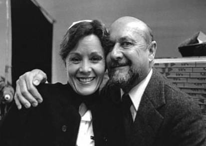 Halloween Behind the Scenes - nancy stephens and donald pleasence