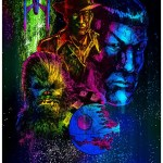 Indiana Jones and the Search for Spock [Fake Movie Poster]