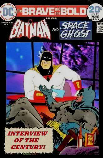 Space Ghost Interviews Batman - Coast to Coast