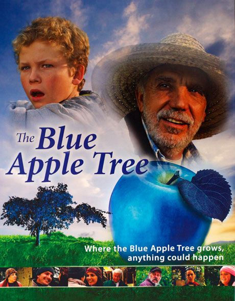 Blue Apple Tree - Most Ridiculous Movie Posters from Cannes 2013