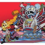 Itchy and Scratchy by T-bone & Ajax - The Simpsons