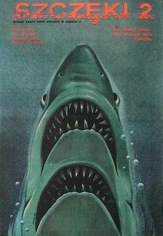 polish jaws 2 poster