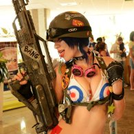 Bang - Tank Girl Cosplay by Kay Lynn