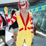 Joker x Ronald McDonald Mashup Cosplay
