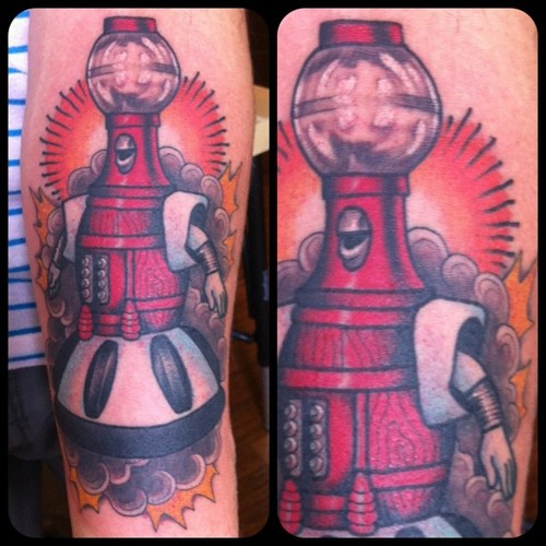 Tattoo Artist: David Bruehl