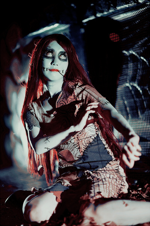 sally nightmare before christmas cosplay by urei