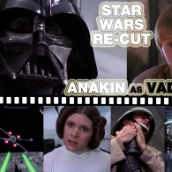 Darth Vader with Little Anakin's Voice [Star Wars Parody]