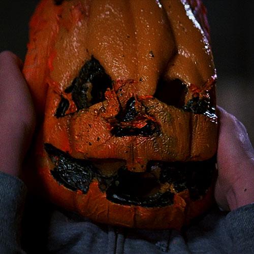 Halloween III: Season of the Witch – Silver Shamrock Mask Art