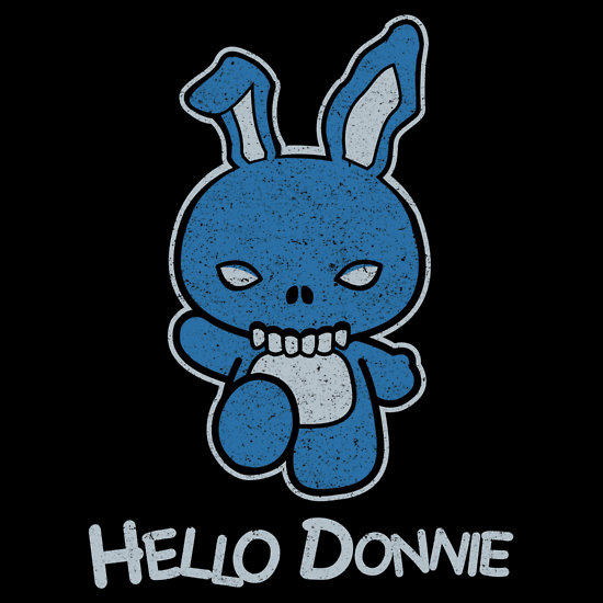 Donnie Darko x Hello Kitty Mashup by Ratigan