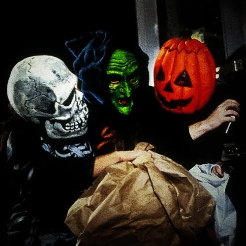 Halloween III Season of the Witch Masks
