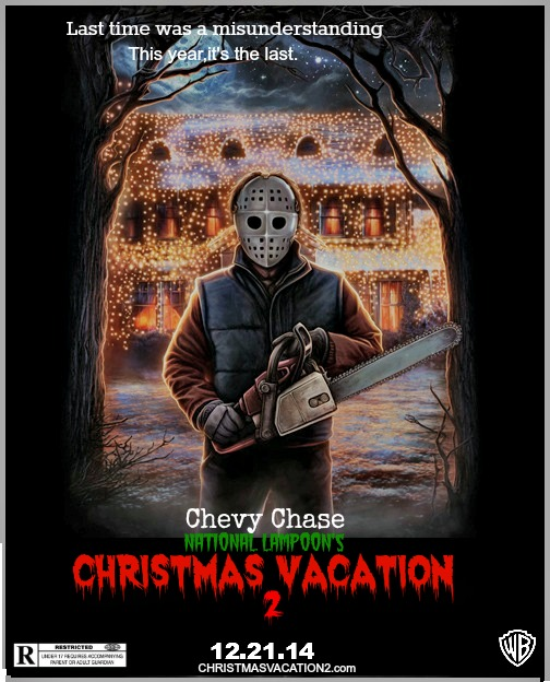 National Lampoon's Christmas Vacation – Horror Trailer Re-cut